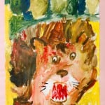 Симхаев Михаил, 5 лет «Рычащий лев» Студия «ВДОХНОВЕНИЕ», преп. Ланге Н.Я.