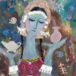 Меджидова Джанет,10 лет, Бикеханум и волшебный кувшин, педагог Эльдарова С.Д.