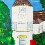 Якоб Дёнер ( Jakob Dohner) 11 лет,  Отель  Римская Вилла