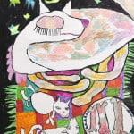 Козаев Азамат, 6 лет, «Мамино счастье», Детская художественная школа, Республика Северная Осетия-Алания, Пригородный р-н, с. Октябрьское, пед. Цахилова М.Т.