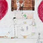 Переу Шилат, 13 лет, «Моя семья», Школа «АМИ» «Т» Израиль г. Беэр-Шева, пед. Ланге Н.Я.