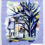 Пазяк Мария, 13 лет «Весна» (фелтинг) МБОУ ДОД ДХШ ДПИ г. Сургут, преп. Герман Л.В.